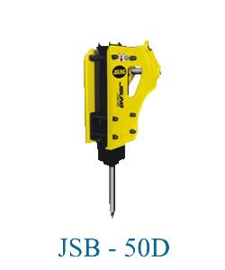 Búa Đập Đá JSB-50D